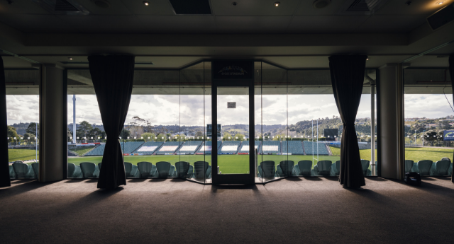 North Harbour Stadium - South Lounge
